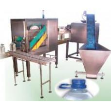 Линейный укупор ручек ПЭТ от 1,5-8,0 литра