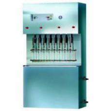 Полуавтомат розлива газированной воды ЛД 4Г(ЛД 8 Г)