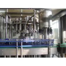 Моноблок розлива растительного масла в ПЭТ