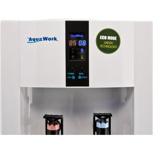 Aqua Work 16 LD/ENST белый с турбонагревом и электронным охлаждением