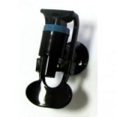 Кран Eco,Aqua Work, Lesoto черный х\в
